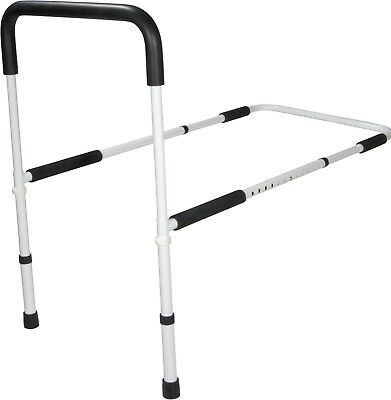 Adjustable Height Home Bed Assist Handle Bed Rails For Elderly Safety Care Adult