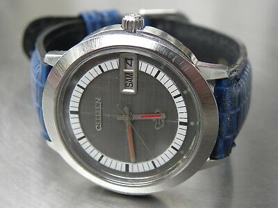 CITIZEN 7 Automatic , Vintage, sehr gut !