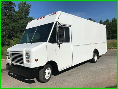 2013 Ford E-350 18 Foot Utilimaster Step Van