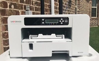 Sawgrass Virtuoso SG400 Complete Sublimation Printer