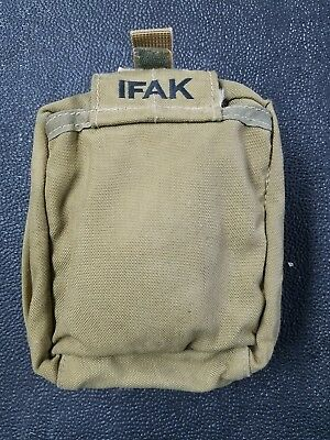 S.O. TECH Individual Medical Aid Pouch SOF-IMAP-PI Coyote Brown IFAK