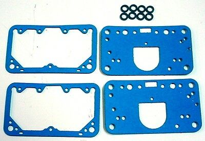 Holley carb bowl gasket kit  Holley 600 650 750 street hp avenger  carburettors