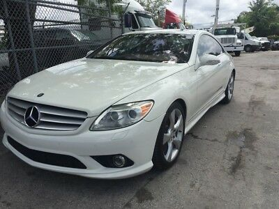 2008 Mercedes-Benz CL-Class CL550 2008 Mercedes-Benz CL550  Very Nice Looking CL  Loaded With Options, No Issues.