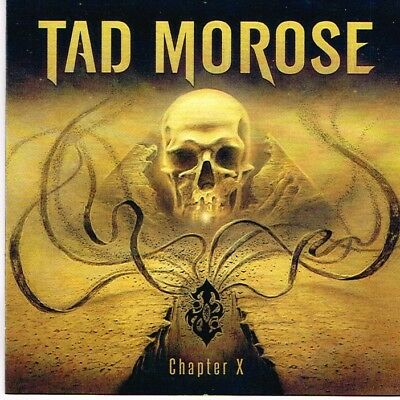 Tad Morose - Chapter X (Gmrcd1716) Great New 2018 Cd