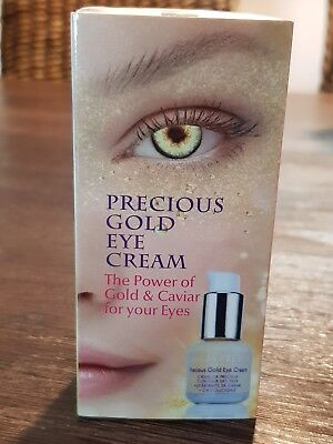 Christian Breton Precious Gold Eye Cream NEU