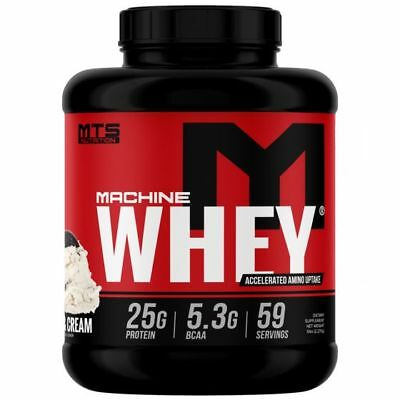 MTS Nutrition Machine Whey 5 Pounds