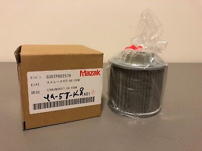 New In Box Mazak Suction Filter G30Tp002570
