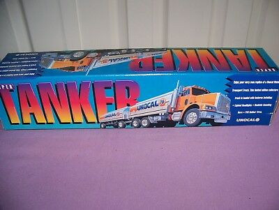 """1995 Unocal 76 """"Super Tanker"""" Limited Edition Collectors Truck"""