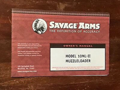 manuals gun parts hunting sporting goods page 37 picclick rh picclick com Savage Arms Axis Savage Arms 308