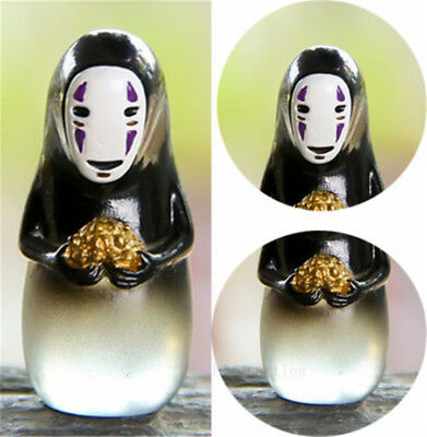 Studio Ghibli Spirited Away Vinyl Figure Miyazaki Hayao No Face Man Toy Doll