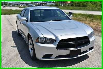 Dodge Charger Police Sedan 2012 Police 4dr Sedan Used 5.7L V8 16V Automatic RWD Sedan