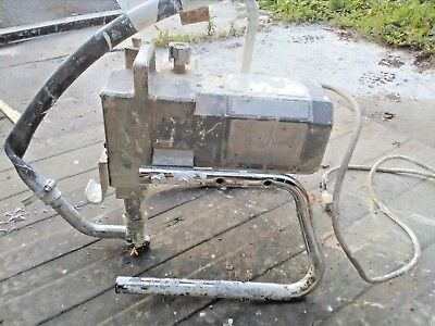 TITAN EPIC 660 EX Airless Paint Sprayer for PARTS
