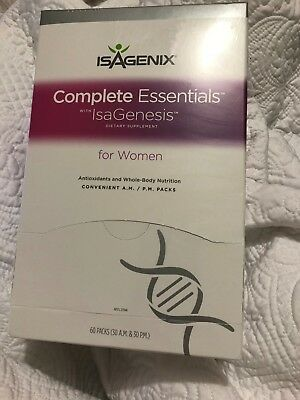 isagenix complete essentials for women