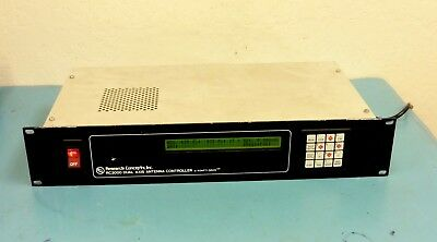 Research Concepts RC2000 Dual Axis Antenna Controller w/ Adapti-Drive