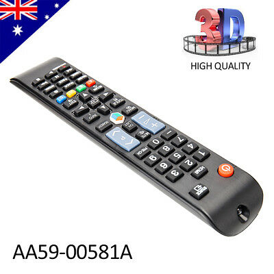 Universal TV Remote Control for Samsung NO PROGRAMMING Smart 3D HDTV LED LCD TV