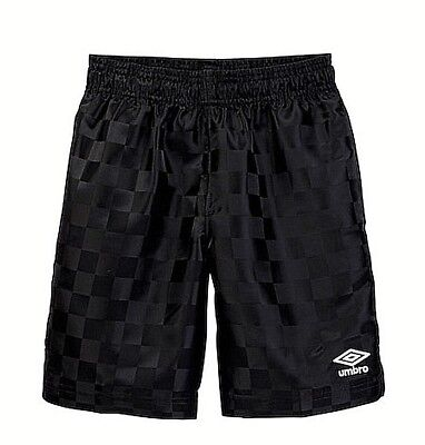 Umbro Classic Checkerboard Youth Soccer Shorts Large