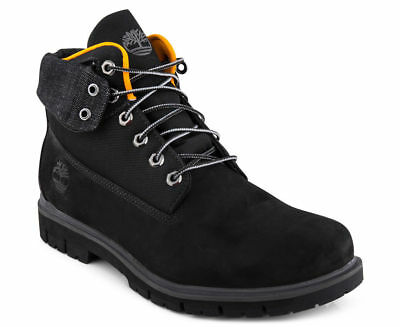622c74df426 TIMBERLAND MENS RADFORD 6-Inch Roll Top Boot Black - Size Us Mens 7