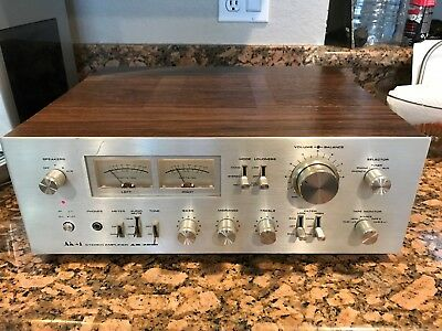 Rare Akai Am-2800 Stereo Amplifier