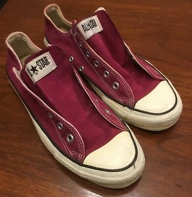 Vintage Converse All Star Made In Usa Rare Color Size 8