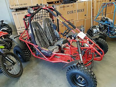Scorpion 200cc, off road  Go kart, buggy twin seater auto with reverse