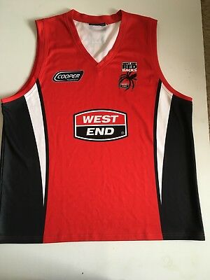 Cricket Saca South Australia Redbacks Training West End Top Size 2XL
