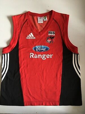 Cricket Saca South Australia Redbacks Training West End Top Size XL Adidas Ford