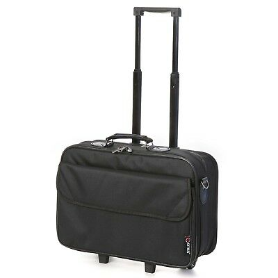 Wheeled Laptop bag Bussiness Briefcase on Wheels Roller Case