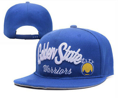2018 Golden State Warriors NBA Team Basketball Cap