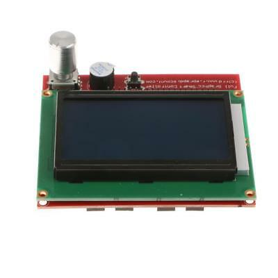 Red LCD Smart Display Screen Controller melzi 1.0 2.0 Panel for 3D Printer
