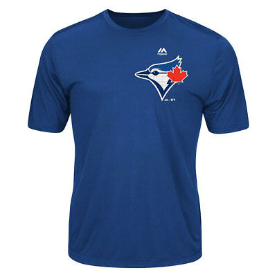 Toronto Blue Jays Officially Licenced MLB Cool Base T shirt