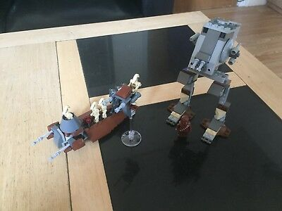 LEGO Star Wars 2 x sets bundle - 7127 and 7654 - Complete - Must see!