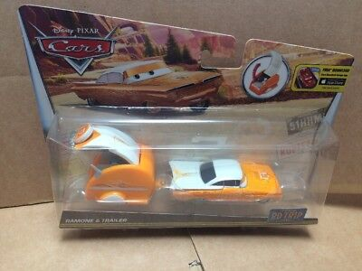 DISNEY CARS DIECAST - Road Trip Ramone With Trailer - VHTF - Combined Postage