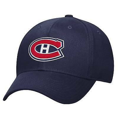 NHL Montreal Canadiens FlexFit Ice Hockey Cap Hat