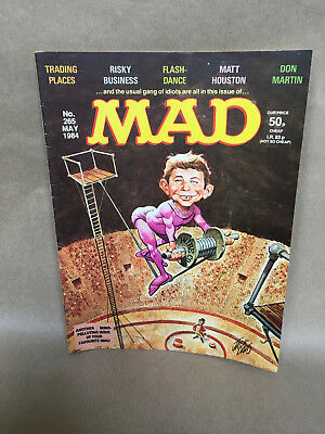 Condition as illustrated. Mad Magazine 265 Risky Business Flashdance