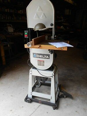 "DELTA 28-276 Professional 14"" 3/4 HP Wood Band Saw"