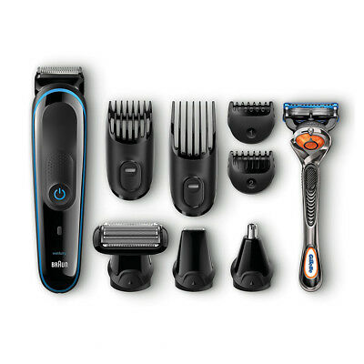 Braun MGK3080 Multigroomer 9in1 Bartschneider Bodygroomer Trimmer