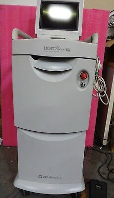 Lumenis LightSheer EP Diode Laser System Palomar Coherent Hair Removal as is