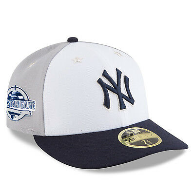 68bab8db56d New York Yankees Mens 2018 All-Star Game On-Field Low Profile 59FIFTY Fitted