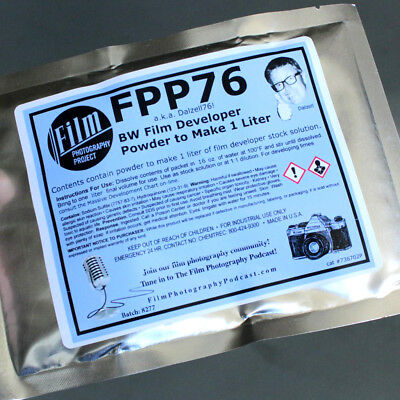 FPP D-76 BW Developer (To Make 1 Liter)