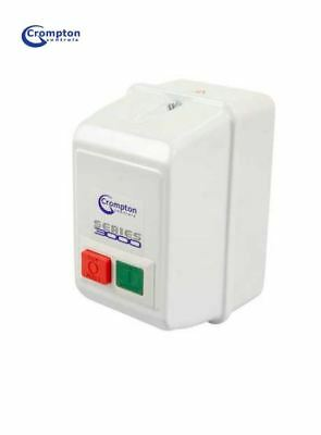 Crompton 5.5kW 12A 400V DOL Starter without Overload
