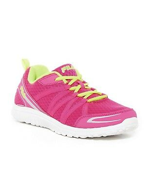 New! FILA USA Girls Flyver Sneakers Kid/youth Size 13.5 Pink Color