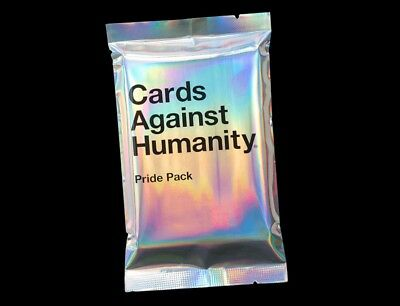 Cards Against Humanity GAY PRIDE pack - PRIDE PACK - exclusive limited edition