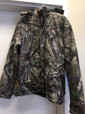DEWALT 12V/20V MAX Heated Jacket Size Large Camo with Battery