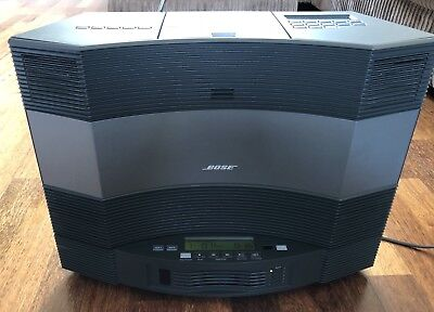 Bose Acoustic Wave Music System Multi-disc Changer CD-3000