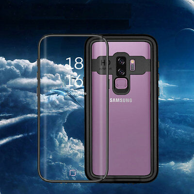 Full Body Waterproof Shock Dust Snow Proof Case Cover for Samsung Galaxy S9 Plus