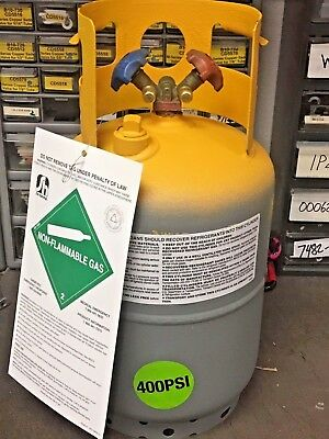 Refrigerant Recovery Tank, 30 lb. NEW, Retest 06/2022, Good For R410a