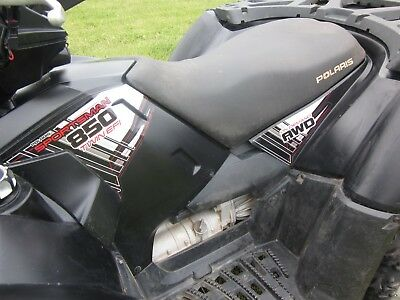 Polaris Sportsman 550 850 XP (2009-15) Body Stickers Decals Graphics Kit