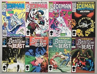 Marvel Comics MIX LOT of 41 [1980's] Secret Wars, Iceman, Beast, Nightcrawler
