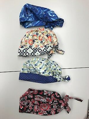 scrub hats for women surgical hat