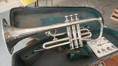 Marceau Trumpet with case..all original